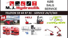 M.J. Hydraulik